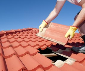 Broken Roof Tile Repair Goodyear AZ